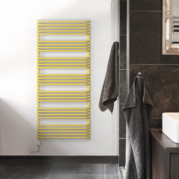 TERMA Alex designový radiátor na stěnu