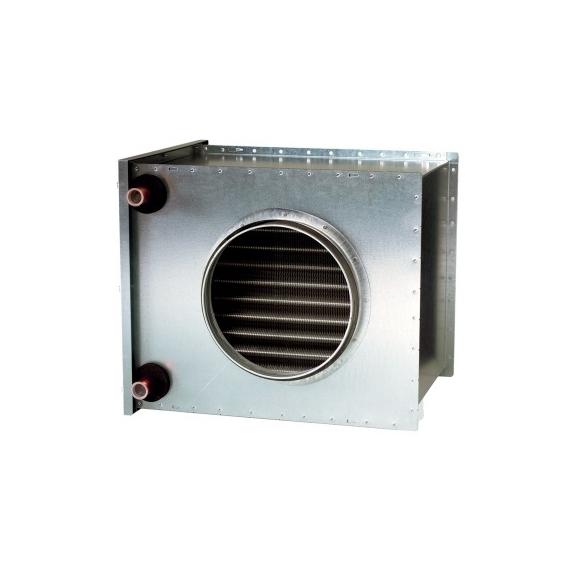 Systemair VBC vodní ohřívač pro kruhové potrubí