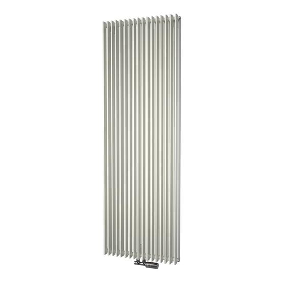 ISAN Antika Double radiátor s vysokým výkonem 1800x600 - RAL9010