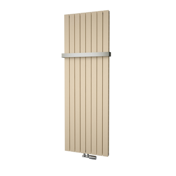 ISAN Collom Double vertikální radiátor 1800x602 - S08