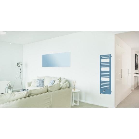 TERMA Dexter Pro ONE koupelnový radiátor inspirace
