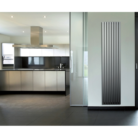 ISAN Form Inox nerezový radiátor