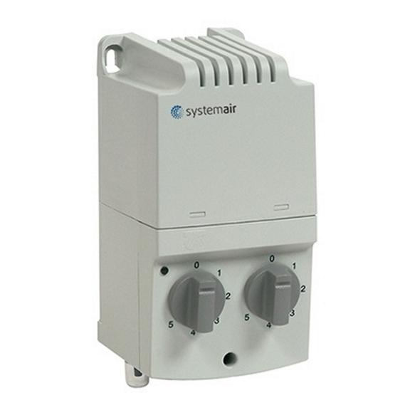 Systemair REU regulátor pro kruhové ventilátory