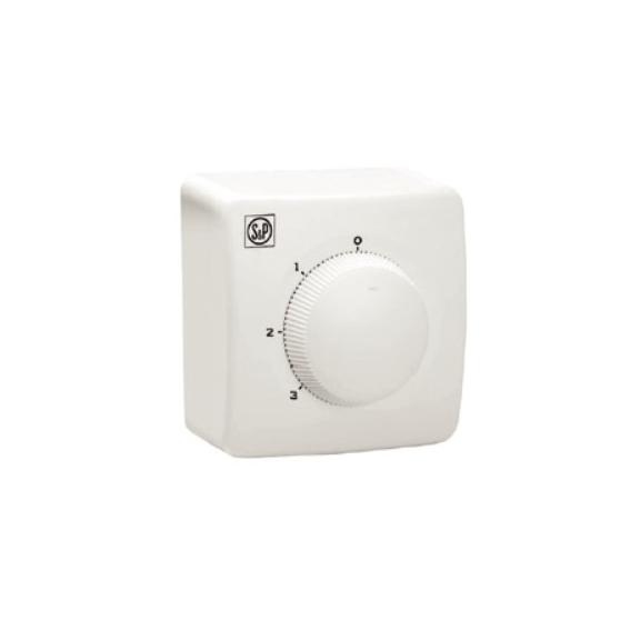 Soler & Palau HTB 75 RC IP44 stropní ventilátor - regulátor otáček