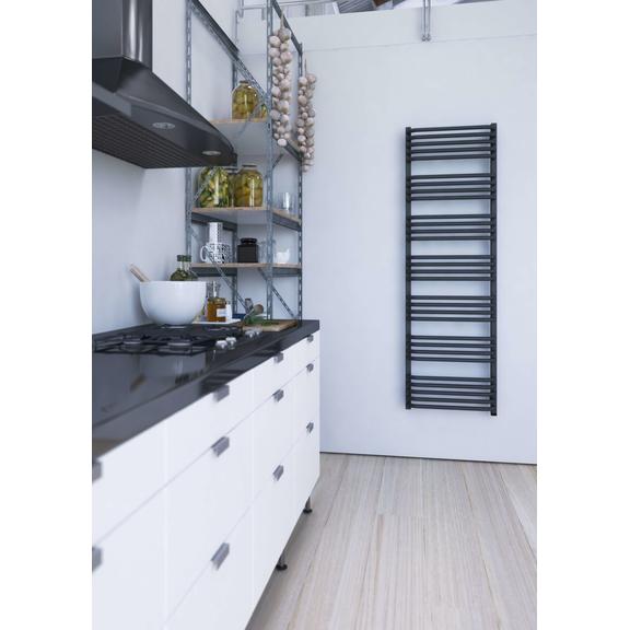 TERMA Alex ONE designový radiátor - do kuchyně