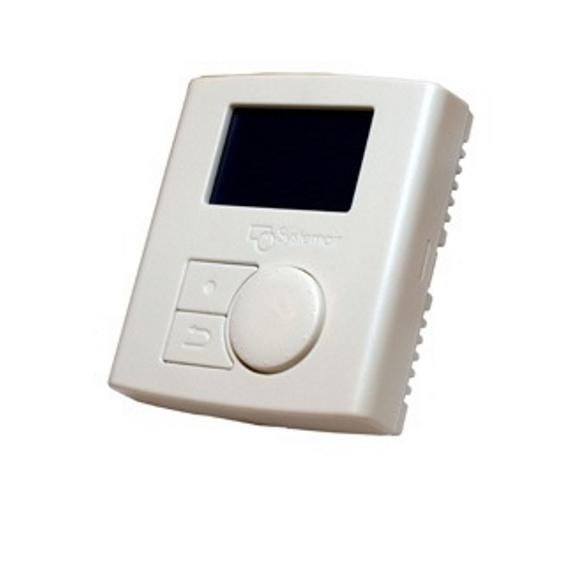 Systemair EC-Vent RU jednotka s displejem