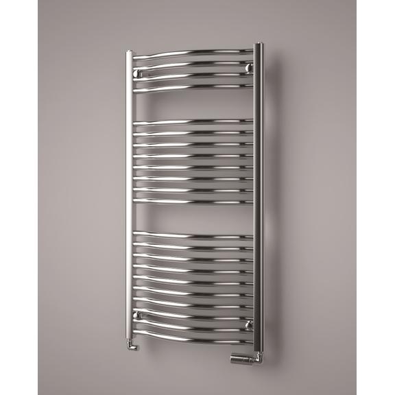 ISAN Linosia PLUS koupelnový radiátor 1180x600 chrom