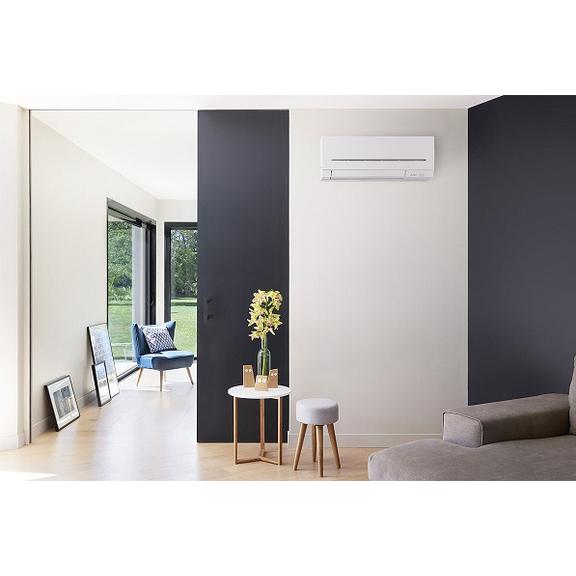 Nástěnná klimatizace Mitsubishi MSZ-AP design design interiér