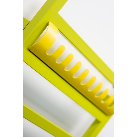 TERMA Simple designový radiátor 1080x500 detail