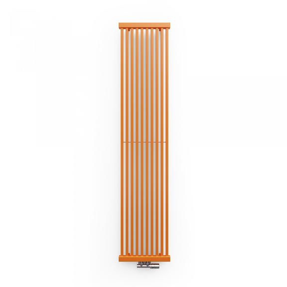 TERMA Intra vertikální radiátor -  1900x310 barva RAL 2008