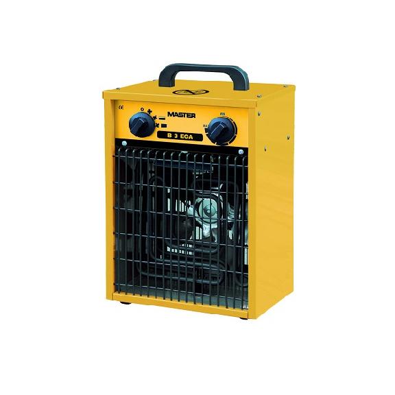 Master B 3 ECA domácí elektrický ohřívač s ventilátorem