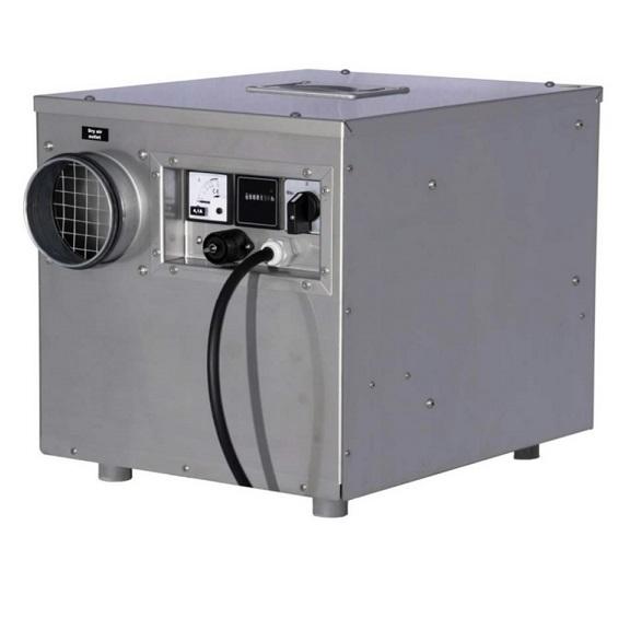 Adsorpční odvlhčovač vzduchu DHA 250 a DHA 360