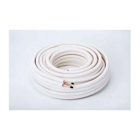 Izolované Cu potrubí 5/8 (6.35 x 0.8 mm) 2