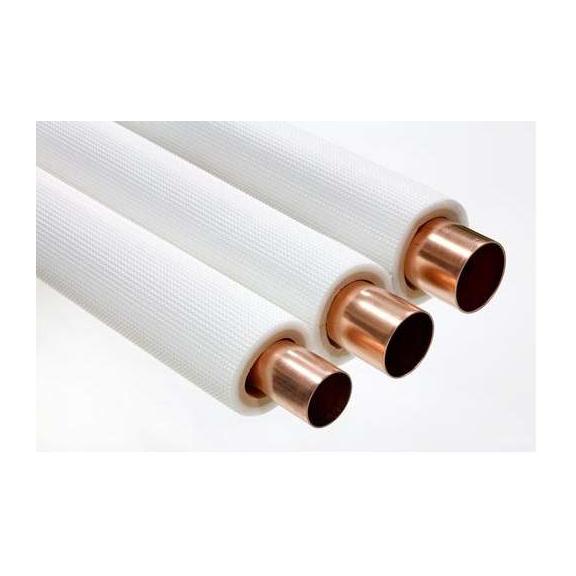 Izolované Cu potrubí 5/8 (6.35 x 0.8 mm)