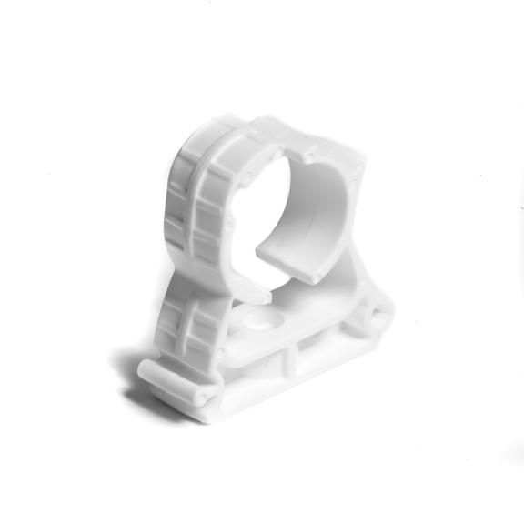 Uzavírací PVC příchytka 20-22 mm