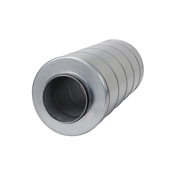 Systemair LDC tlumič hluku pro kruhové ventilátory