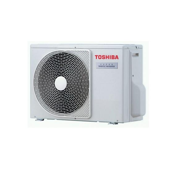 Nástěnná klimatizace Toshiba Digital Inverter R410A RAV-SM566KRT-E + RAV-SM564ATP-E venkovní jednotka