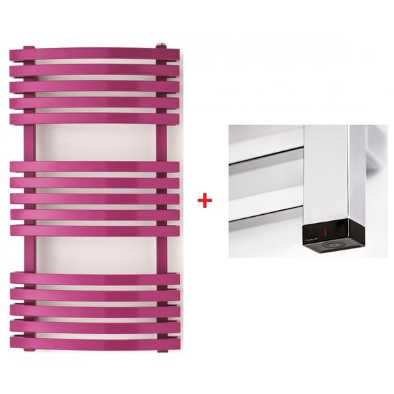 TERMA Kioto One designový radiátor - topný prvek ONE