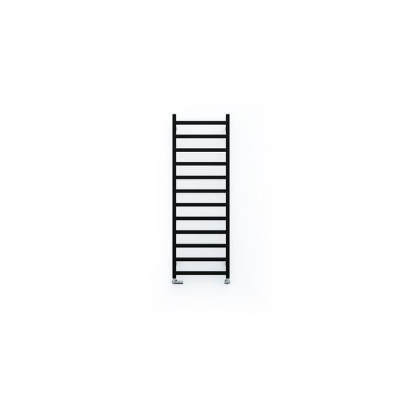 TERMA Simple designový radiátor 1440x500 barva Heban