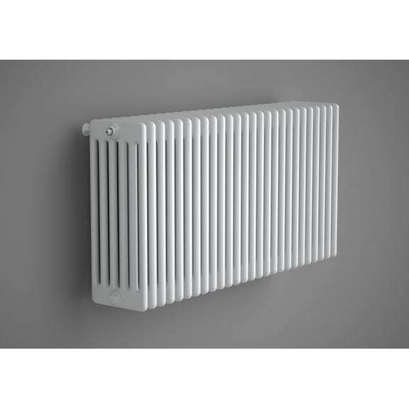 ISAN Atol C6 ocelový článkový radiátor RAL9016