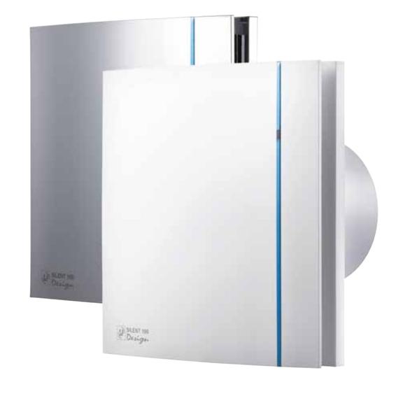 Ventilátor Silent 200 Design CHZ - bílý