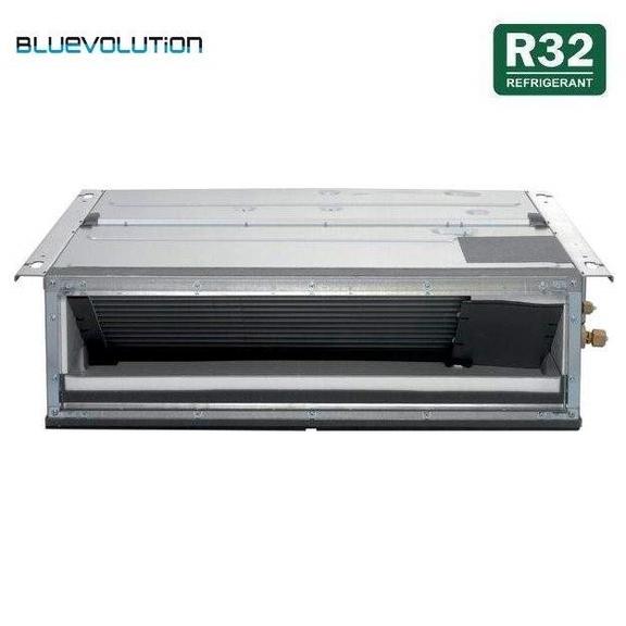 Kanálová klimatizace úzká Daikin Bluevolution FDXM25F3 vnitřní jednotka
