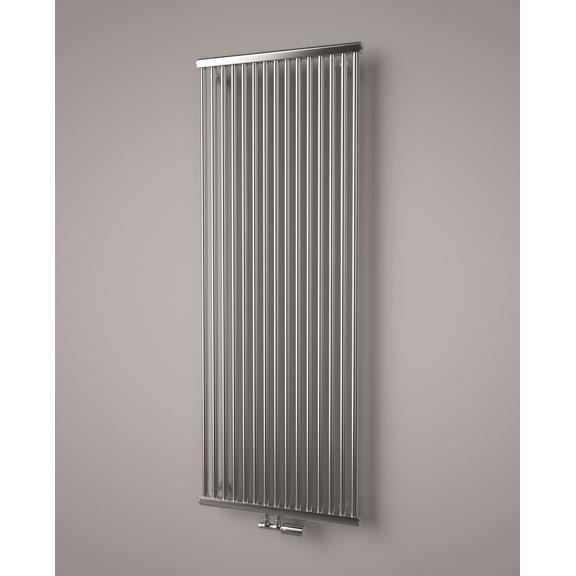 ISAN Kandavu koupelnový radiátor 1800x670 - chrom
