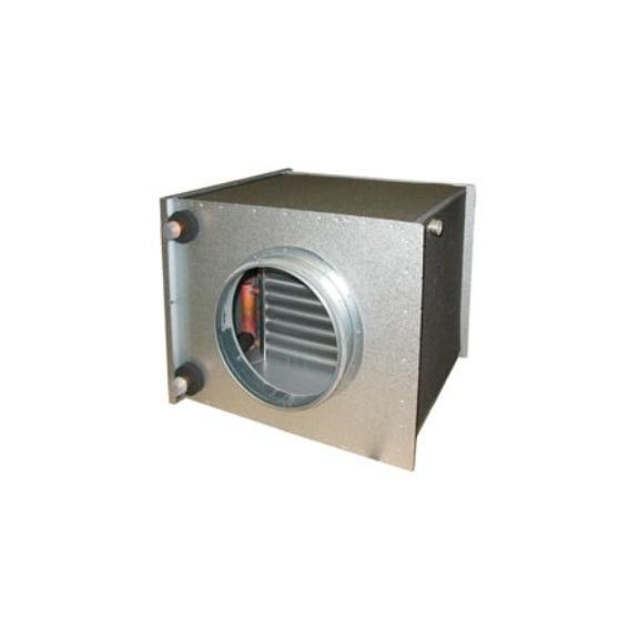 Systemair CWK vodní chladič pro kruhové potrubí