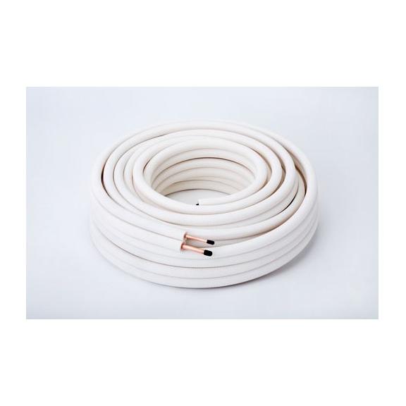 Izolované Cu potrubí 1/2 (12,7 x 1 mm)