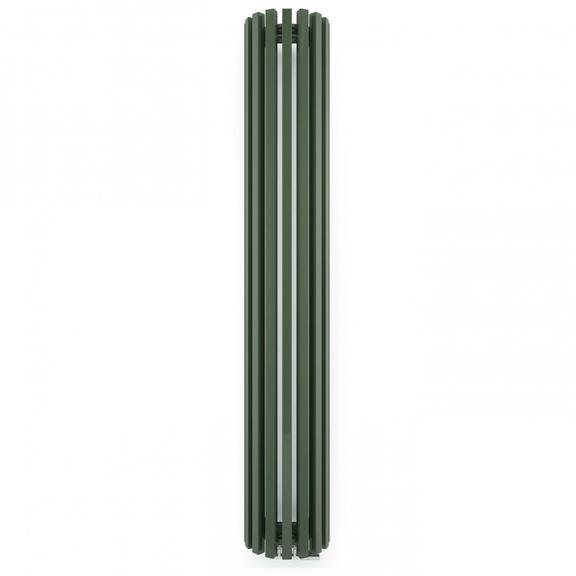 TERMA Triga AN designový radiátor RAL 7003