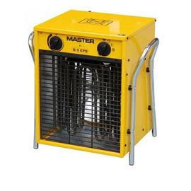 Master B 9 EPB profesionální elektrický ohřívač s ventilátorem