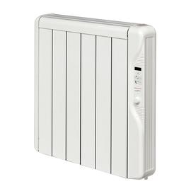 Programovatelný digitální elektrický radiátor Gabarrón ECOSECO RX4E 500W