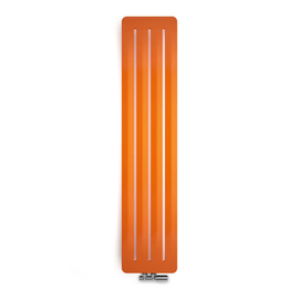 TERMA Aero V designový radiátor 1500x325 RAL2008