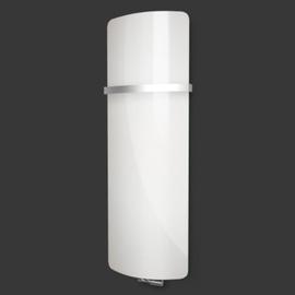 ISAN Variant Glass Pure White skleněný radiátor