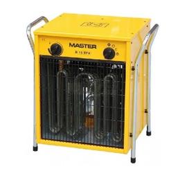Master B 15 EPB profesionální elektrický ohřívač s ventilátorem