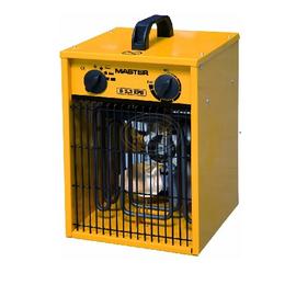 Master B 3.3 EPB profesionální elektrický ohřívač s ventilátorem