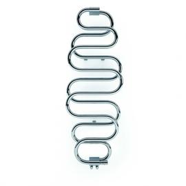 TERMA Perla designový radiátor chromový obal