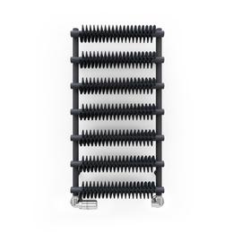 TERMA Ribbon T retro radiátor barva Metallic Grey