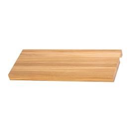 TERMA Dřevěná polička na ručníky Simple 50 cm