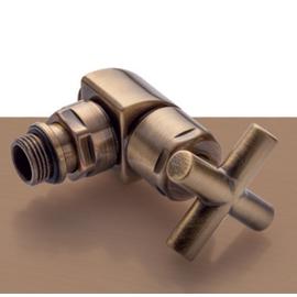 Bronzová manuální sada Minimal - rohová