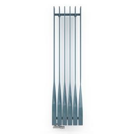 TERMA Cyklon V designový radiátor 1600x495 RAL 5021