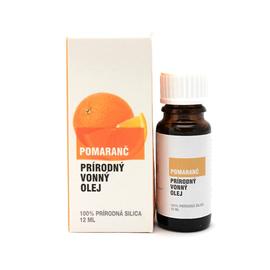 Pomeranč éterický olej