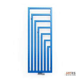 TERMA Angus V designový radiátor 1620x600 RAL5015