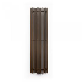 TERMA Sherwood V designový radiátor 1600x540 barva RAL8024